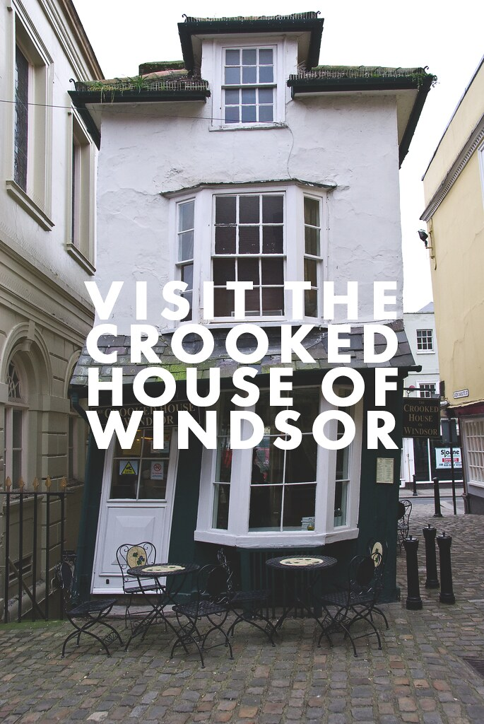 Crooked House of Windsor, England