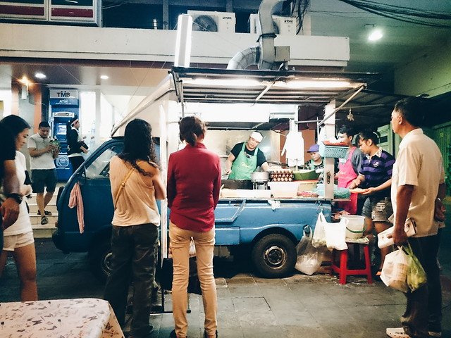 Food truck at Bangkok