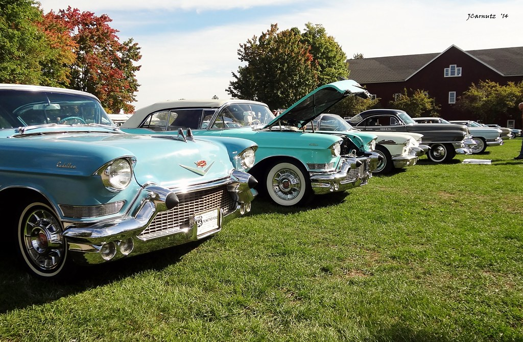 Diecast Car Forums - PICs - Cadillac-LaSalle Gathering at ...
