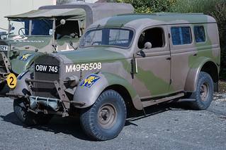 1944 Ford WOA2 Heavy Utility Vehicle OBW 745