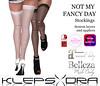 Klepsydra - Not my Fancy Day Stockings