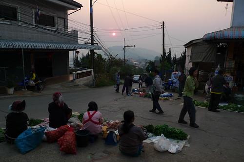 Mae Salong, Thailand