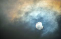 Sun, Moon, Eclipse