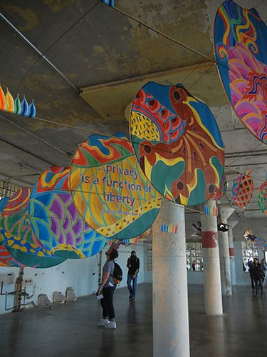 DSCN1416 _ @Large_ Ai Weiwei on Alcatraz