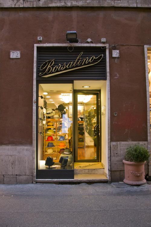 Roma Borsalino