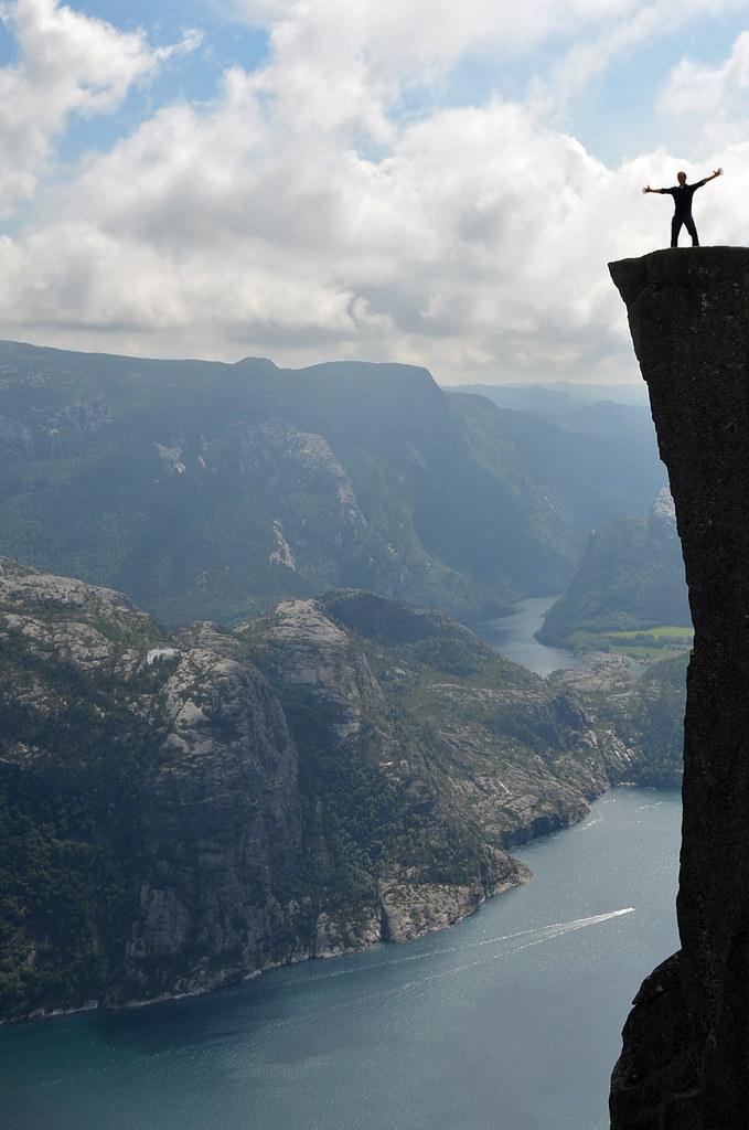 Preikestolen, el mirador más espectacular del mundo