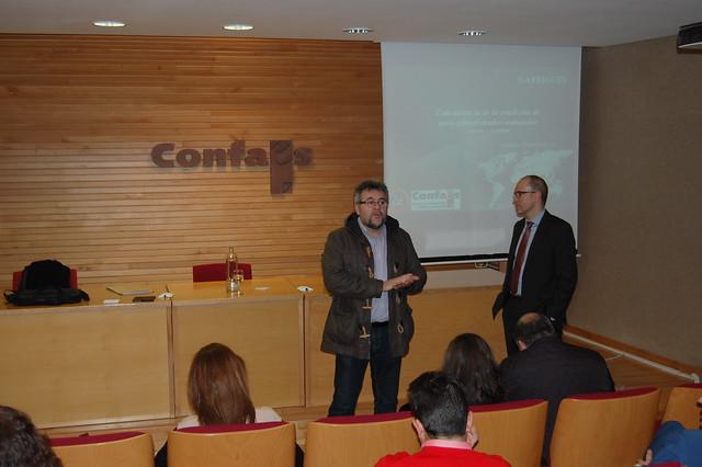 "Agustín Lorenzo presenta el taller ""Condición simultánea de socio-administrador-trabajador. Aspectos a considerar"""