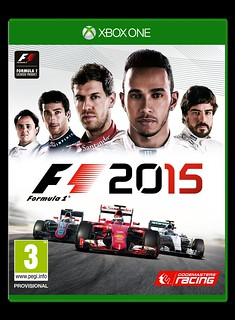 Codemasters F1 2015 Game