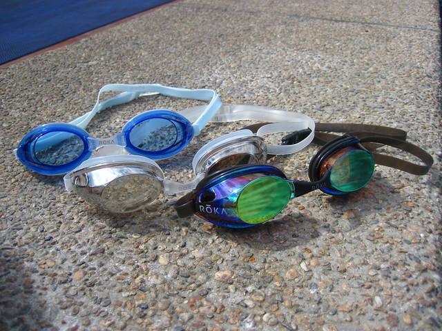 ROKA F1 SPCTRM goggles
