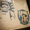 Just home to a surprise package from @manlyart cant wait to open. Thanks bro x x