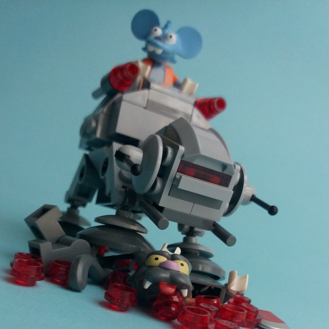 The Itchy and Scratchy Show
