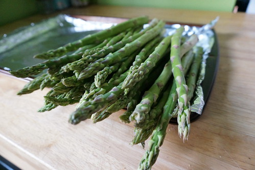 Beautiful asparagus