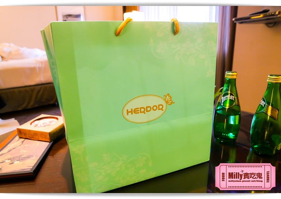 HERDOR 花漾藍絲禮盒0001