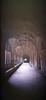 Lacock Abbey Noon Pinhole E6 film
