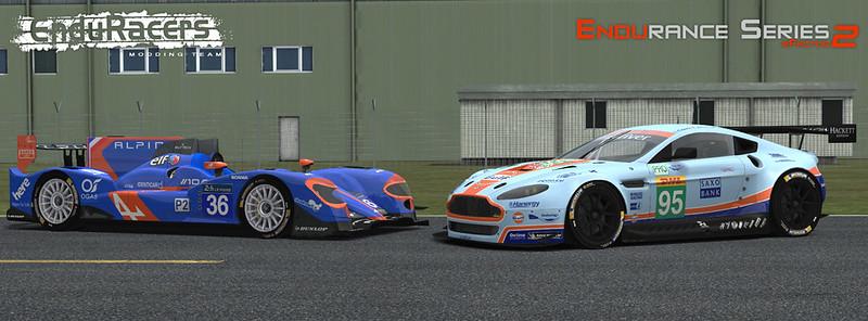 Endurance Series rFactor 2