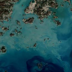 Seaweed Farms in South Korea