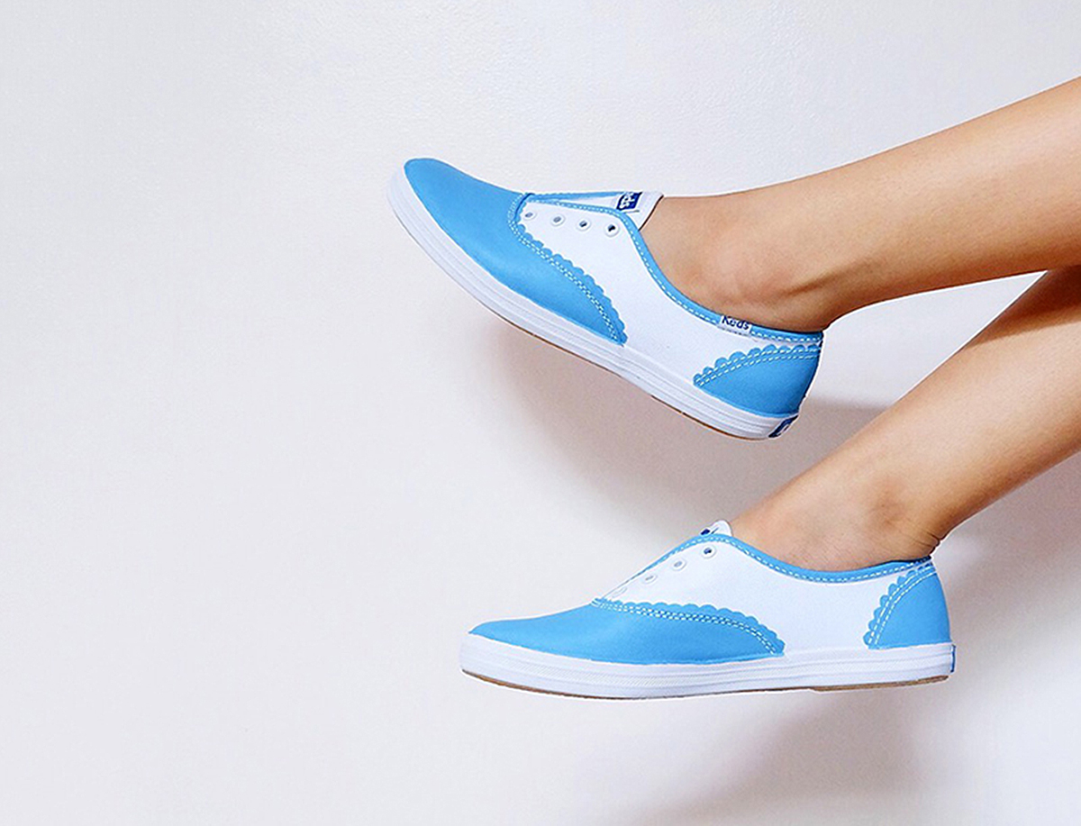 Trice Nagusara Style Your Keds