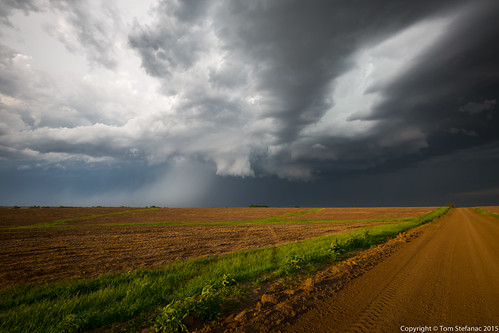 storm weather nebraska unitedstates adams thunderstorm severe severeweather cumulonimbus supercell stormchase