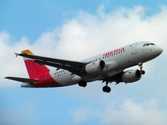 Iberia EC-JXJ