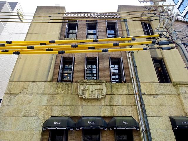 芝川ビル - Shibakawa Building, Sony DSC-WX350, Sony 25-500mm F3.5-6.5