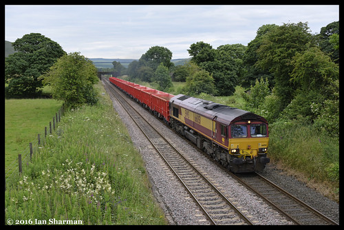 No 66051 12th July 2016 Edale