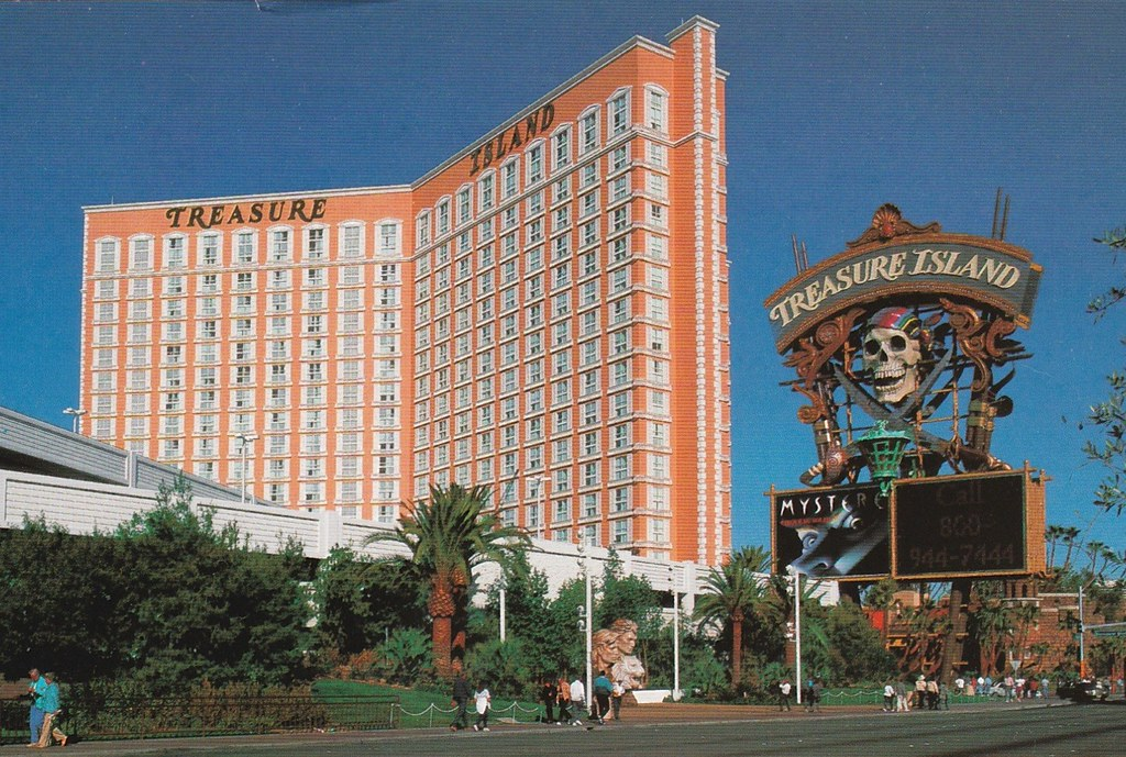Treasure Island Las Vegas Address