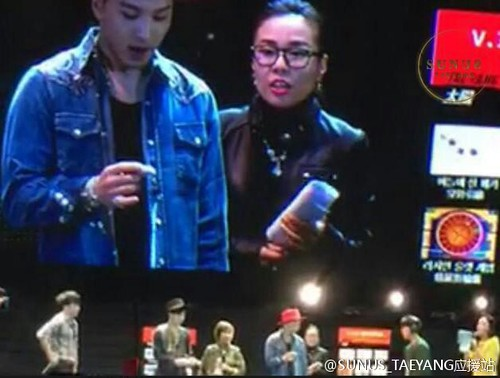Tae Yang - V.I.P GATHERING in Harbin - 21mar2015 - SUNANDUS - 07