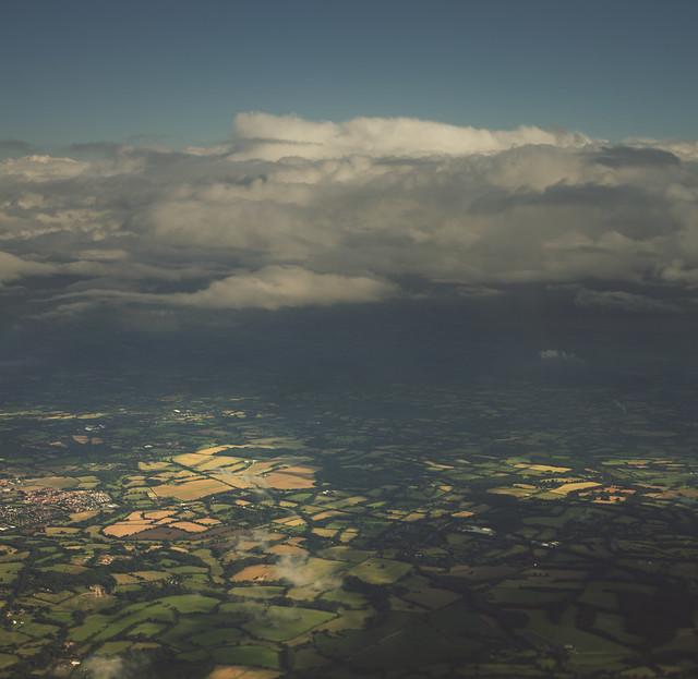 Landforms aerial (2016)