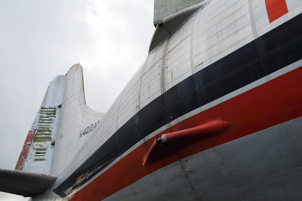 Cargo door hinges