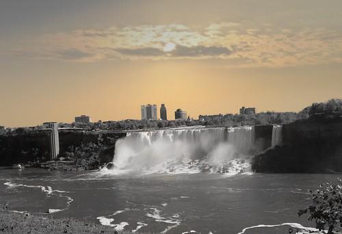 Niagara Falls Ontario ~ Canada ~ American Falls ~ Historic Site