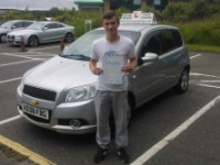 Driving Lessons Grimsby Josh Venney passed his driving test with www.21stcenturydriving.co.uk