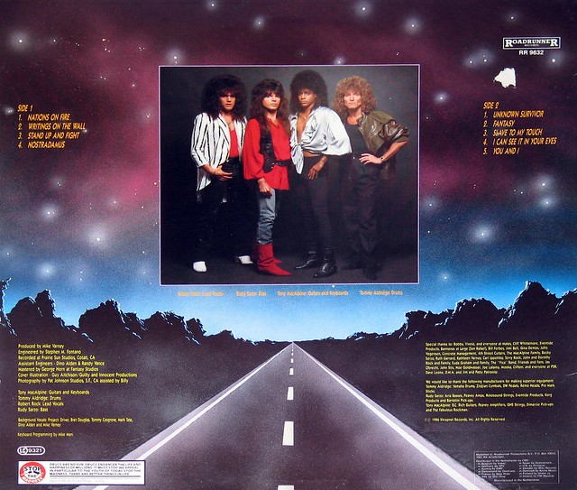 """M.A.R.S Project Driver 12"""" Vinyl LP"""