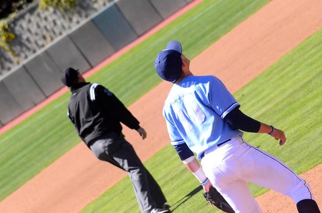 college baseball: miami @ unc