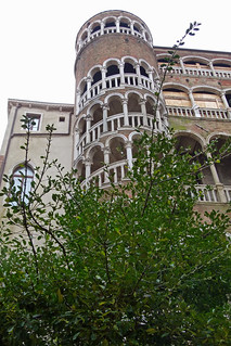 Image of Palazzo Contarini del Bovolo. italien venice italy lagune del stadt laguna venezia venedig bovolo contarini venetien palazoo