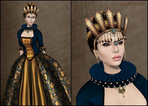 LadyLight Koolhoven - SLetFlix - Mirror Mirror/The Queen