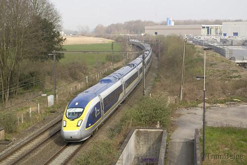 Eurostar 4003 Doornik