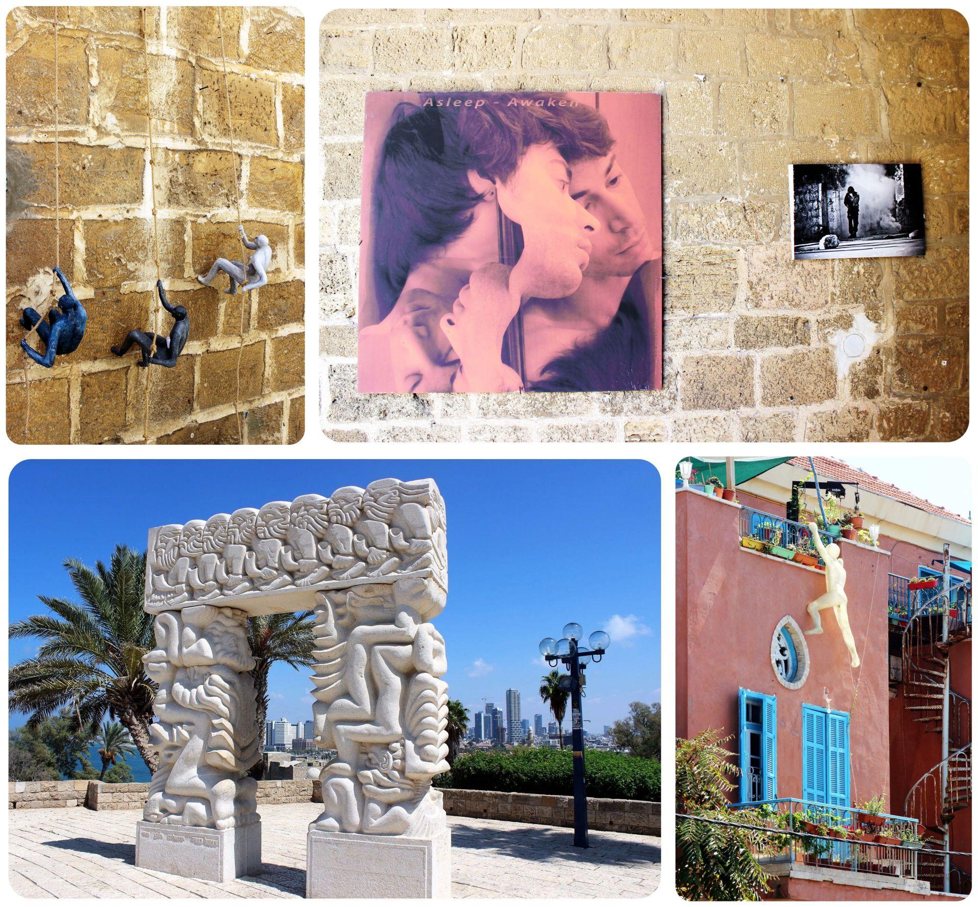 Tel Aviv Jaffa Art