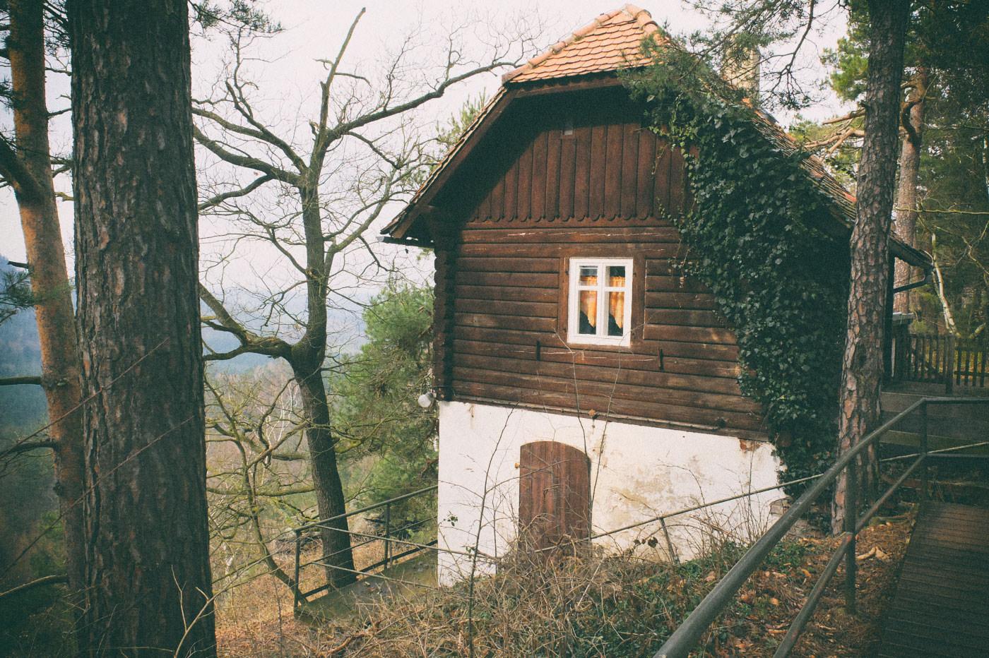 Auf dem Rauenstein