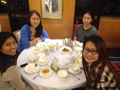 Dinner at Jade Garden Envoys 03 19 15