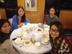 Dinner at Jade Garden Envoys 03 19 15