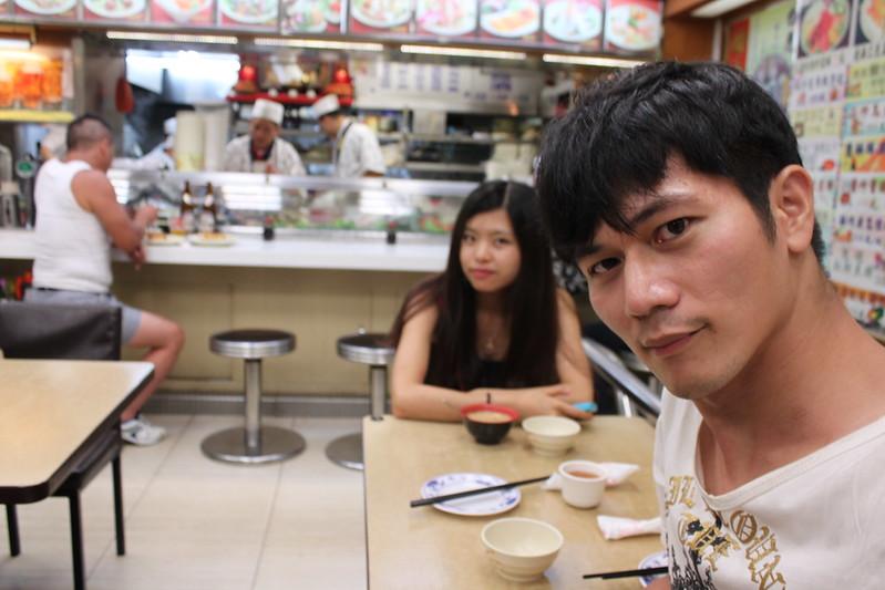 17度C大陸沙發客-西門町美食-美觀園-SOFREE披薩 (44)