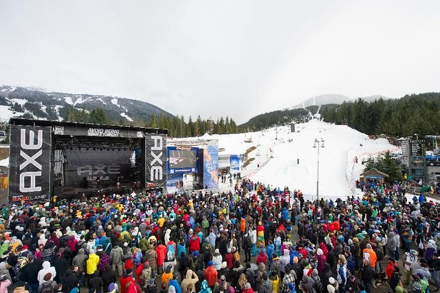 Whistler concerts