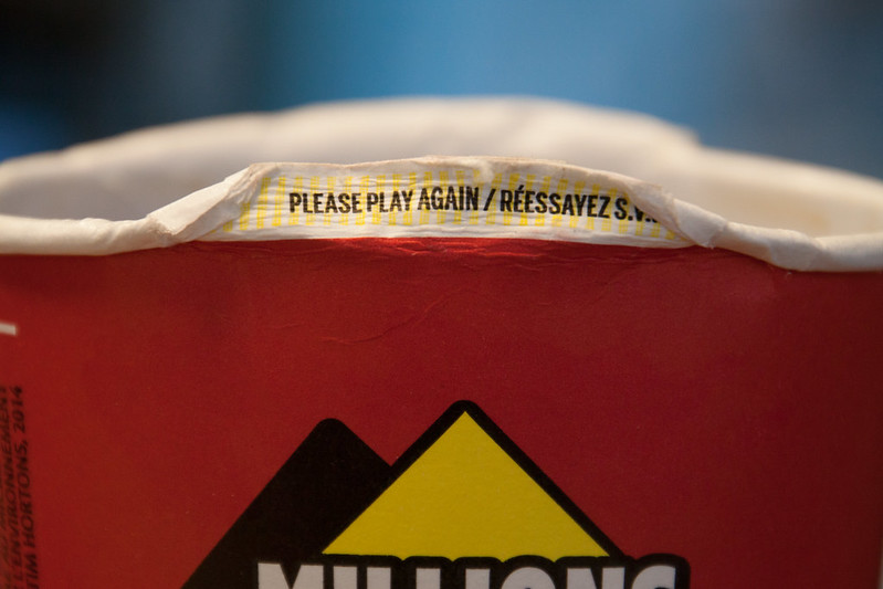 Roll Up The Rim?
