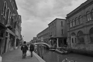 Venice - Murano canal