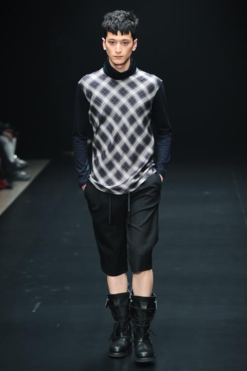 FW15 Tokyo ato015_Hideki Asahina(Fashion Press)