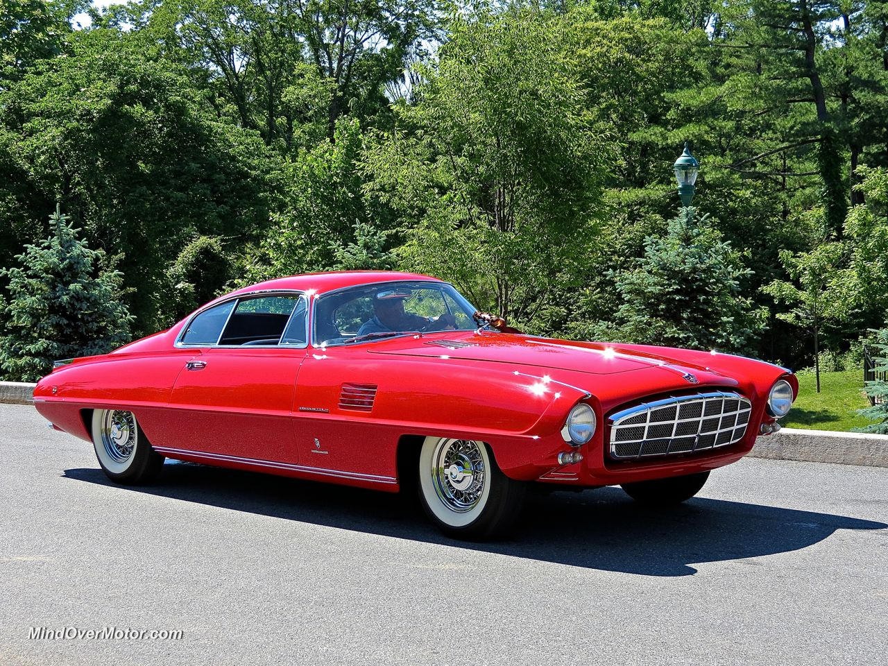 Desoto Adventurer II Ghia Coupe At Hershey Elegance
