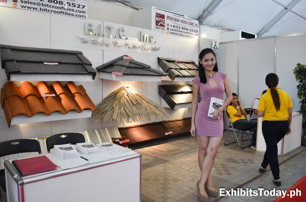 BITC Inc. Exhibit Stand