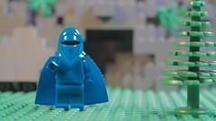 LEGO Blue Imperial Guard Minifigure