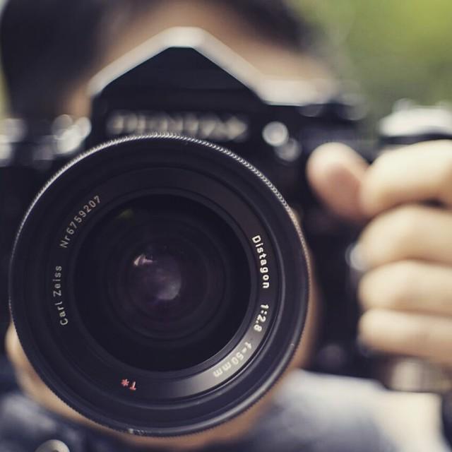 Hasselblad f 50mm f2.8 試鏡 哈仔廣角威力