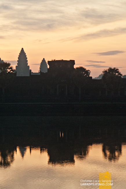 Angkor Wat Sunrise in Siem Reap